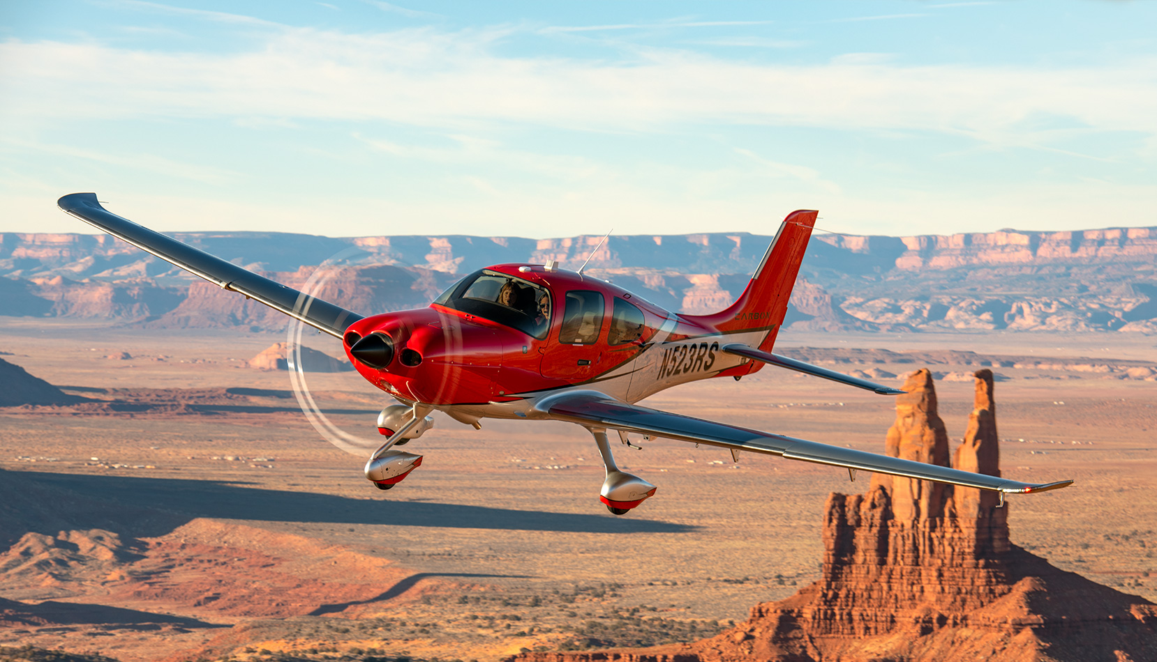 Cirrus Aircraft, flight training, exclusives, and more